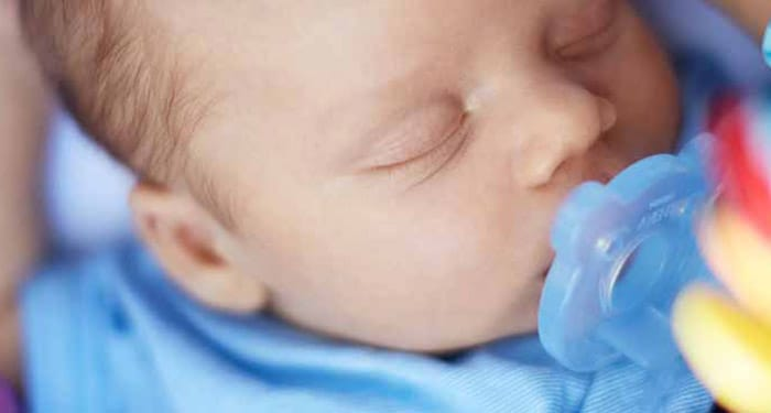 Infant Soothing at Home